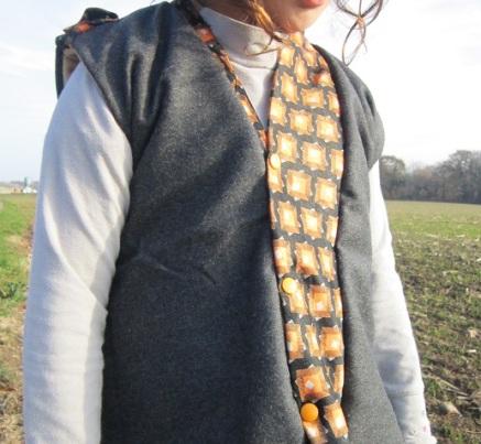 gilet-cravate-orange-10