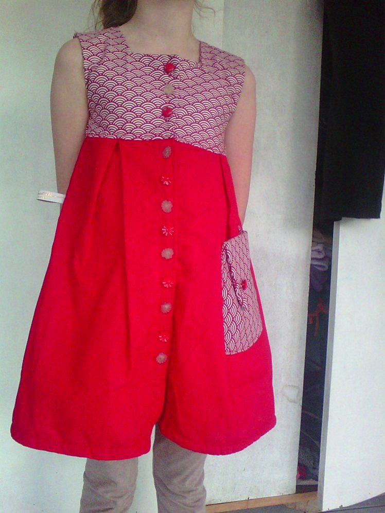 robe rouge 00