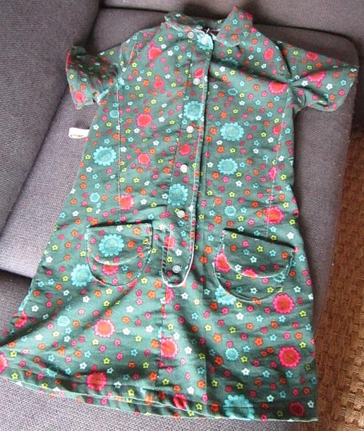 Robe vintage à poches 20