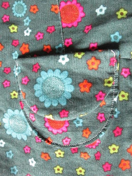 Robe vintage à poches 21