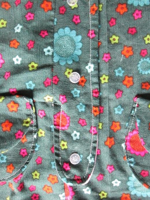 Robe vintage à poches 22