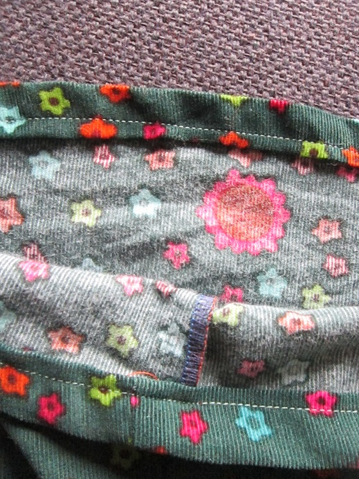 Robe vintage à poches 23