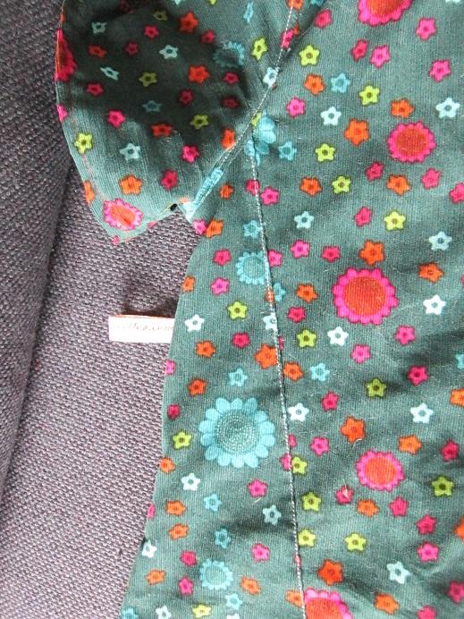 Robe vintage à poches 24