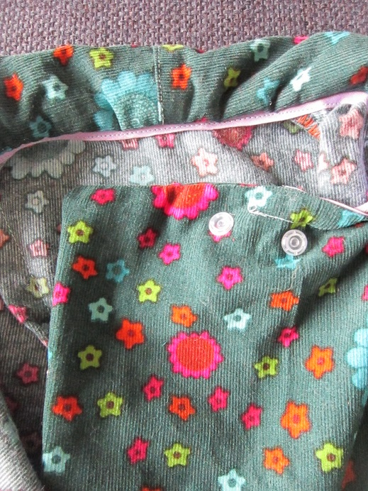 Robe vintage à poches 28