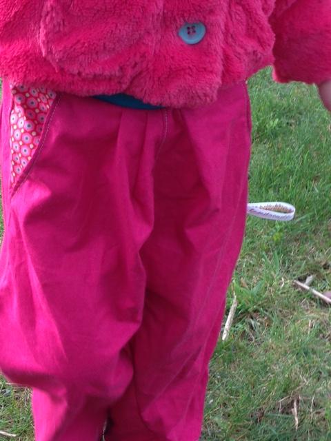 pantalon poches multicolores 12