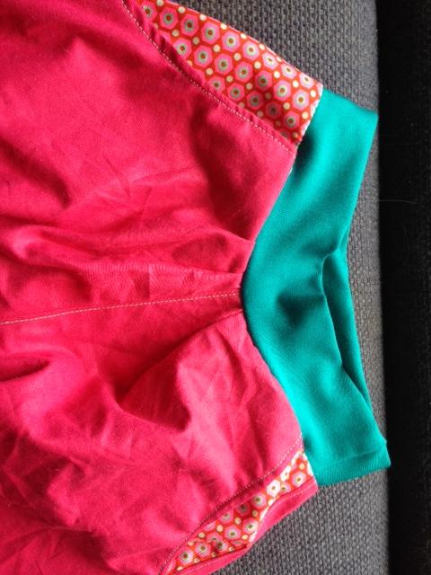 pantalon poches multicolores 2