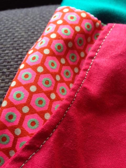 pantalon poches multicolores 3