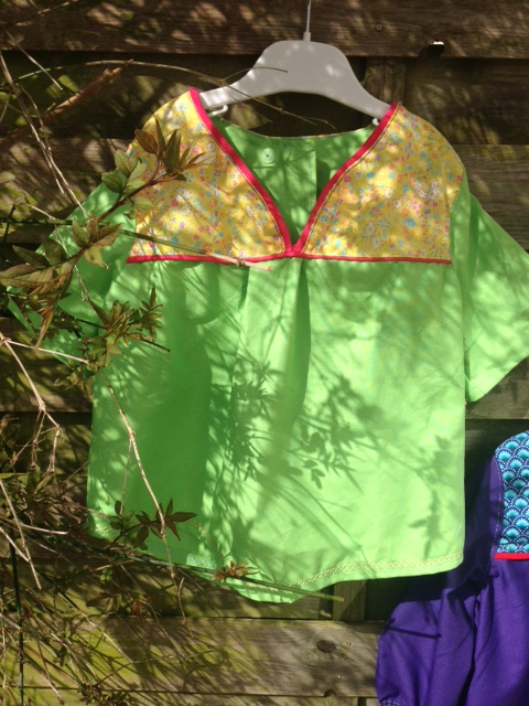 Robe duo 4 ans 10