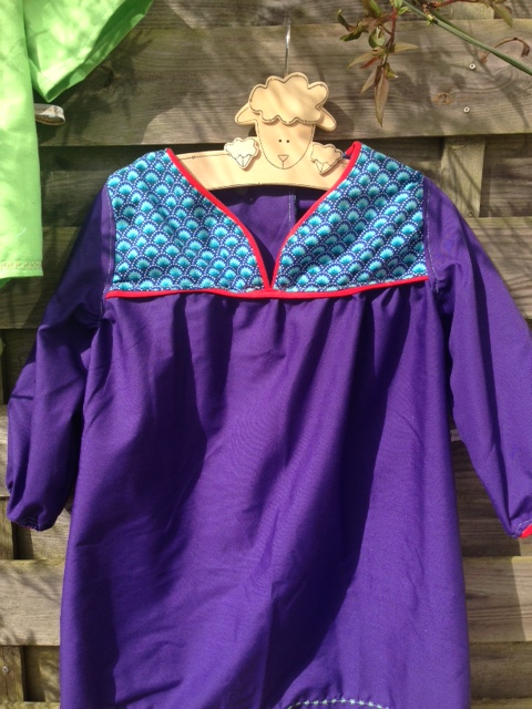 Robe duo 4 ans 11