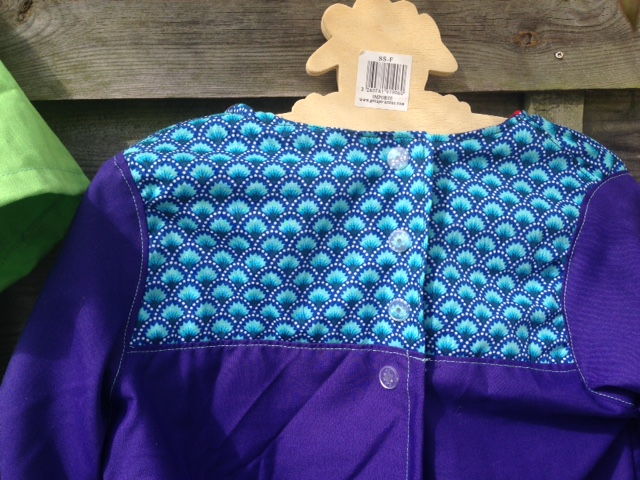 Robe duo 4 ans 18