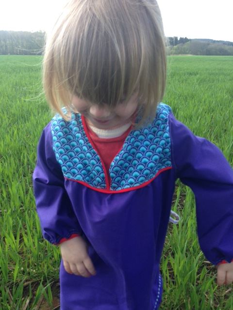 Robe duo 4 ans 5
