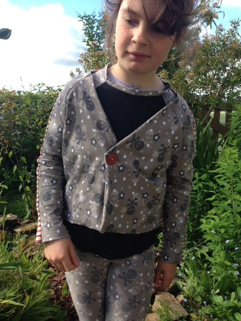 gilet recyclage tee-shirt jersey 16