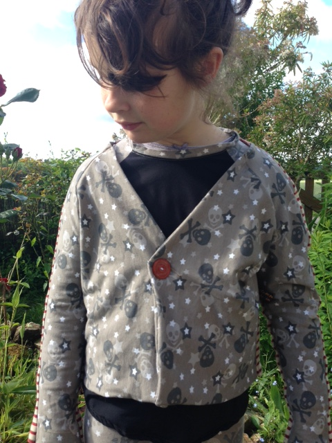gilet recyclage tee-shirt jersey 17