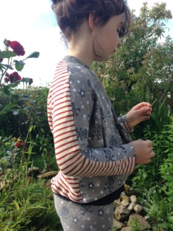 gilet recyclage tee-shirt jersey 21