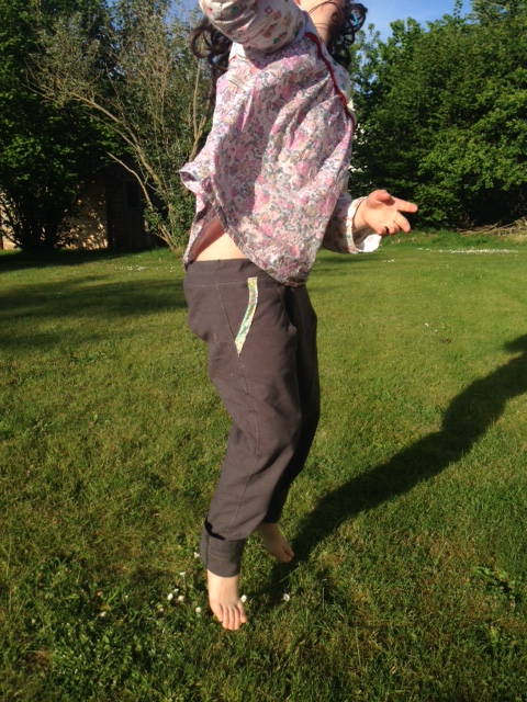 Pantalon Lulu 12