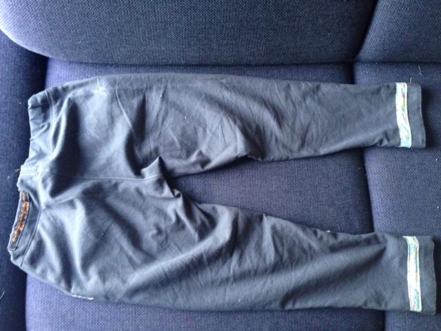 Pantalon Lulu 16