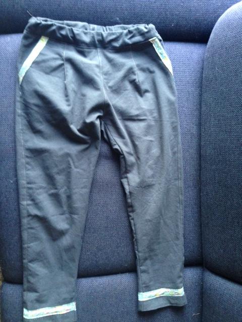 Pantalon Lulu 17