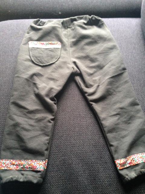 pantalon Lulu 32