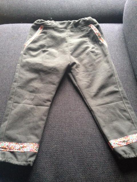 pantalon Lulu 35
