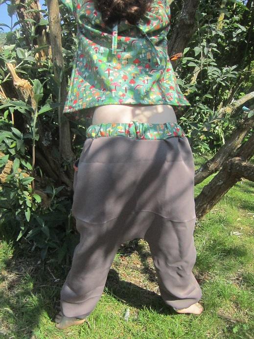 sarouel à poches 1