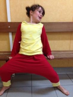 Costume danse 16