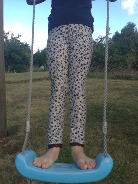 leggings et dentelles 7