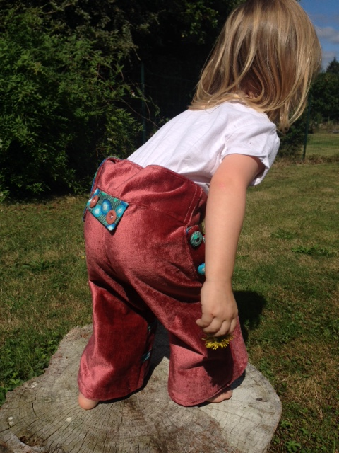 Pantalon hippie V3 6