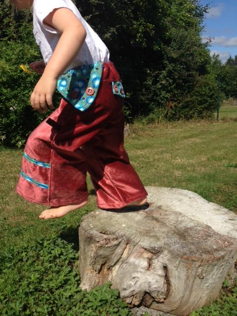 Pantalon hippie V3 8