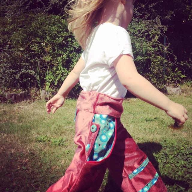 Pantalon hippie V3 9