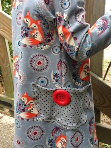 Robe renards 5