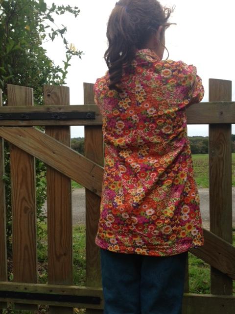 chemise hippie 20