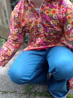chemise hippie 25