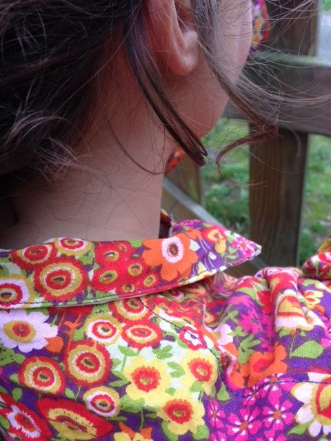 chemise hippie 33