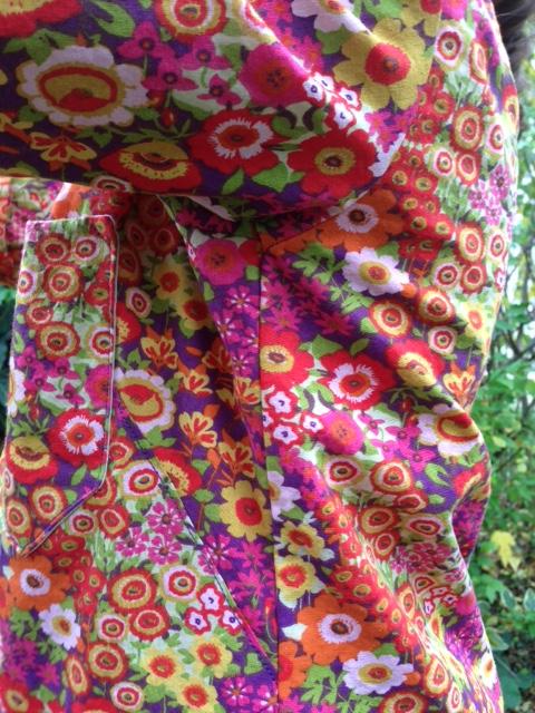 chemise hippie 34