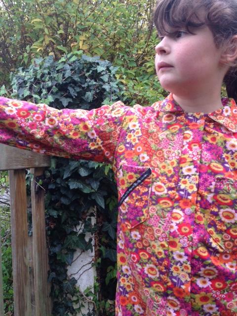 chemise hippie 35