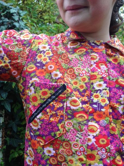 chemise hippie 37