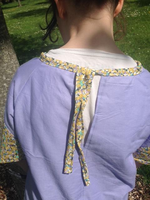robe fleurie 17