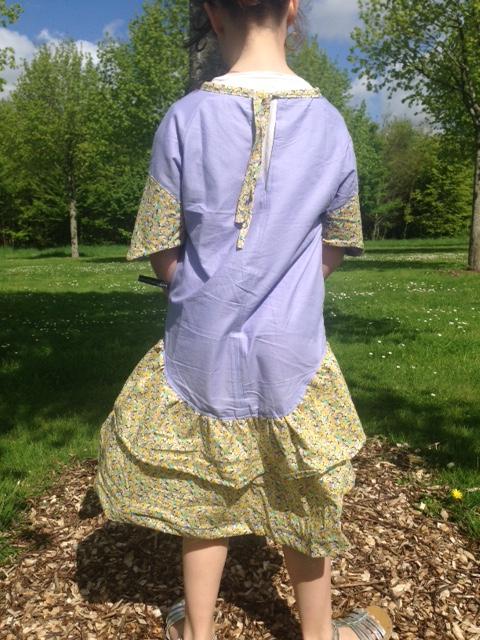 robe fleurie 19