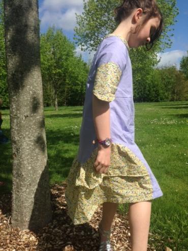 robe fleurie 20