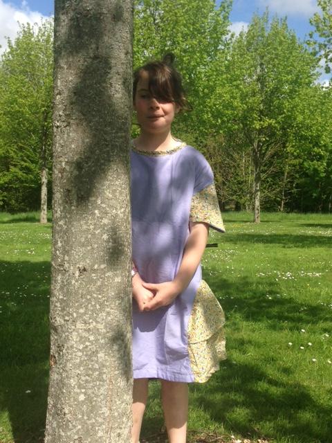 robe fleurie 31