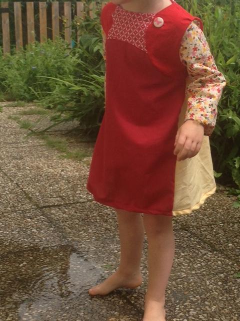 robe cristalline 46