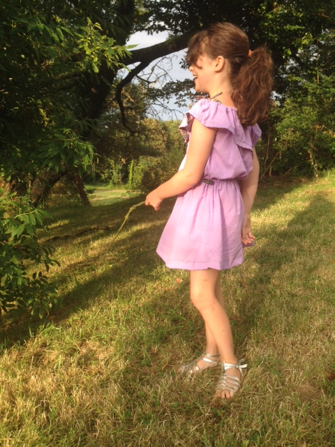 champêtre robe 11