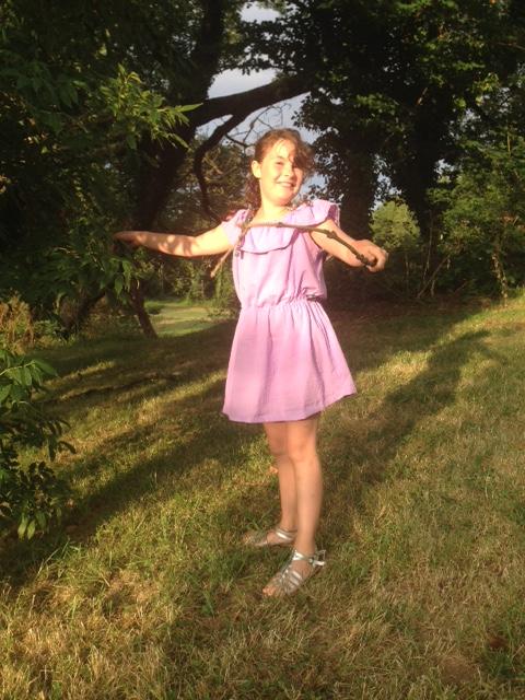 champêtre robe 12