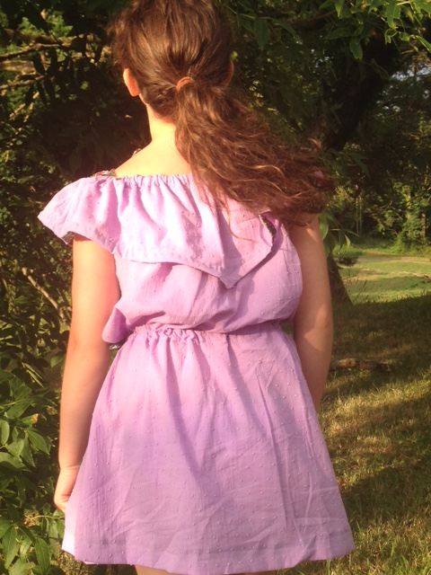 champêtre robe 18