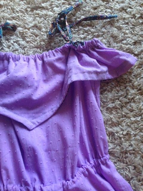champêtre robe 2