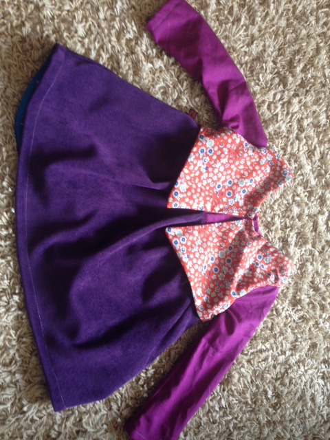 Madeline dress 7