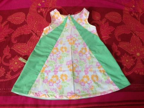 Zonneschijn dress 1
