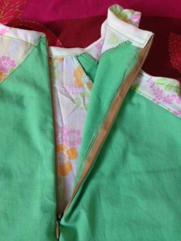 Zonneschijn dress 11
