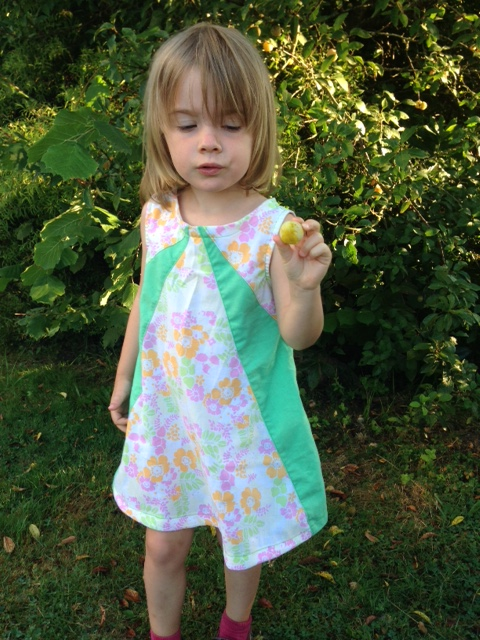Zonneschijn dress 16