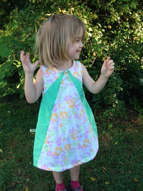 Zonneschijn dress 19